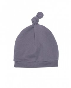 Cappellino annodato in cotone biologico Wooly organic